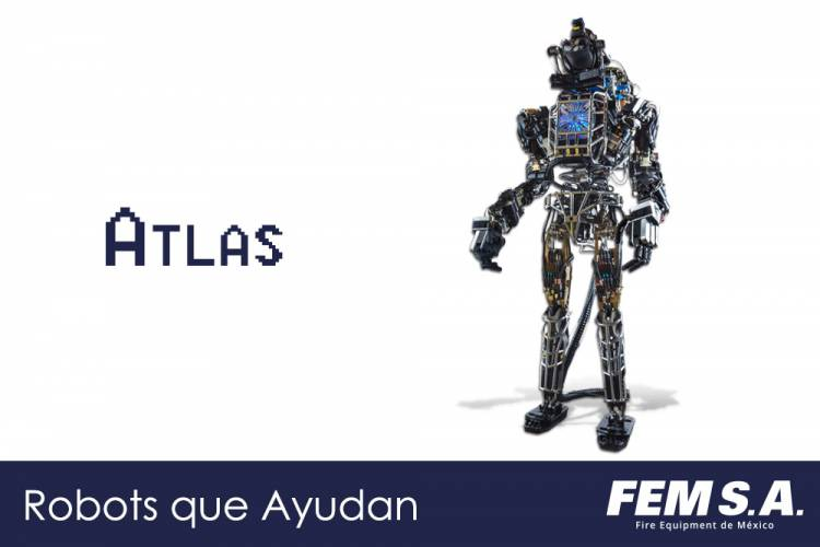 ¿Conoces a ATLAS?